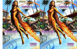 Comic book edit - Starfire 2 by Durdevul