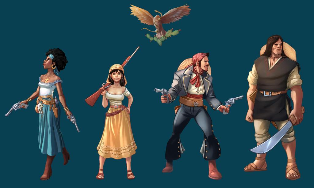 Screenshot enemigos del imperio by Carlos-Chable