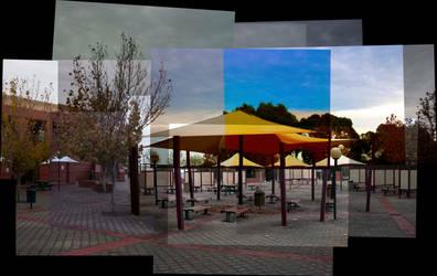 Patchwork Panorama