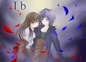5 - Seeking Solace =Ib + Garry= by Chiroyo
