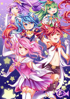 Star Guardians by Chiroyo