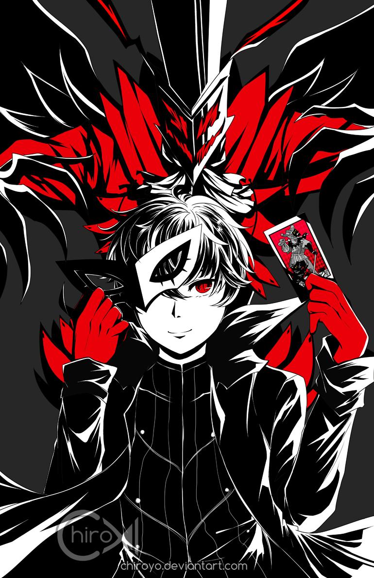 [P5] Joker by Chiroyo