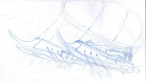 Desert Airship by drhamtology