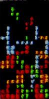 Tetris cross-stitch by Alondra-chui