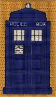 The Tardis: A stitch in time by Alondra-chui