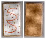 Cross-stitch pop tart