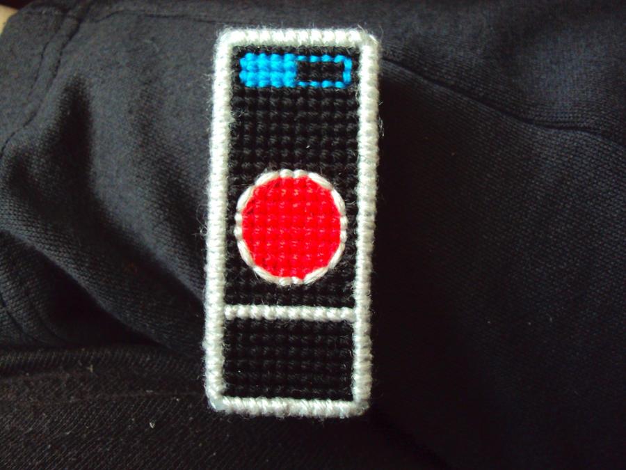 Hal 9000 by Alondra-chui