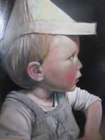 Portrait Sofie (3) by MarkStolk