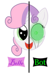 Sweetie Belle/Bot Colored