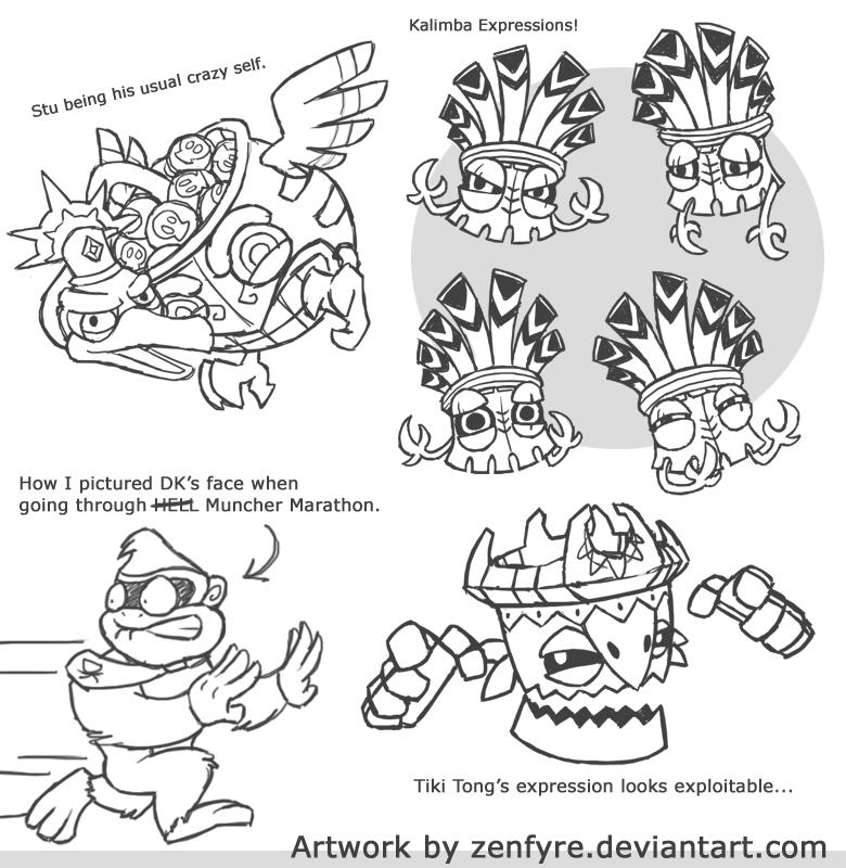 donkey kong tiki coloring pages rh iweballey com yoshi coloring pages donkey kong coloring pages printable - Tiki Coloring Pages