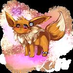 First Pokemon: Lita the Eevee