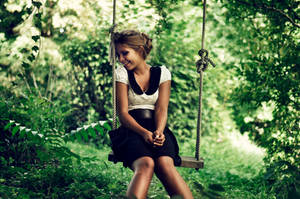Dreaming Girl by foto-graf-hi