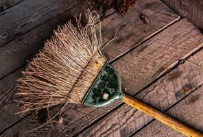 The Broom by AimeeDouglass