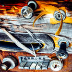 What's On The Radio (crop) by AimeeDouglass
