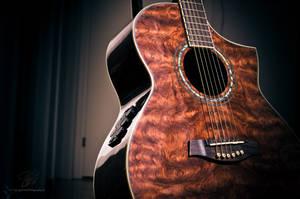 Guitar by Gardenian87