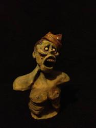 Zombie by Daryl-Muncaster