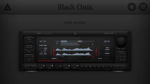 -006 BLACK ONIX (main window)