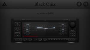 -008 BLACK ONIX (equalizer window)