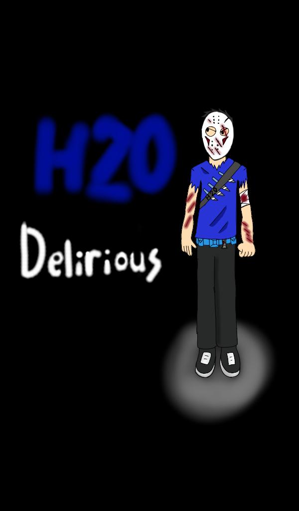 H2O Delirious by ArkhamFrost  H2o Delirious Wallpaper