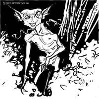 Goblin by 0becomingX
