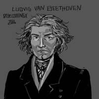 Beethoven by 0becomingX