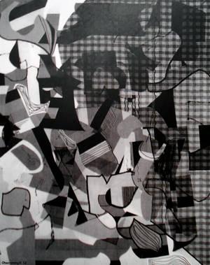 Copy Machine Collage