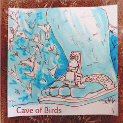 Cave of Birds : Mini Comic