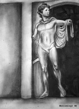 statue study