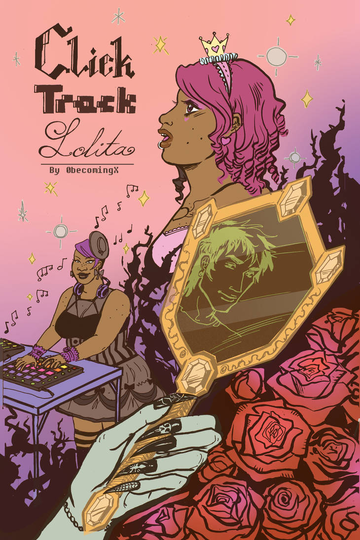 Click Track Lolita on Webtoons