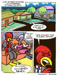 Arnold the Super Cardnial pg 1