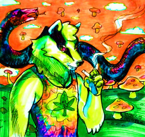 badger badger, mushroom mushroom, it's a snaaaake