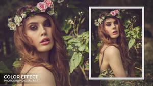 Photoshop cc 2015.5   Fade Color Photo Effect
