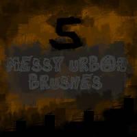 Messy Urban Brushes