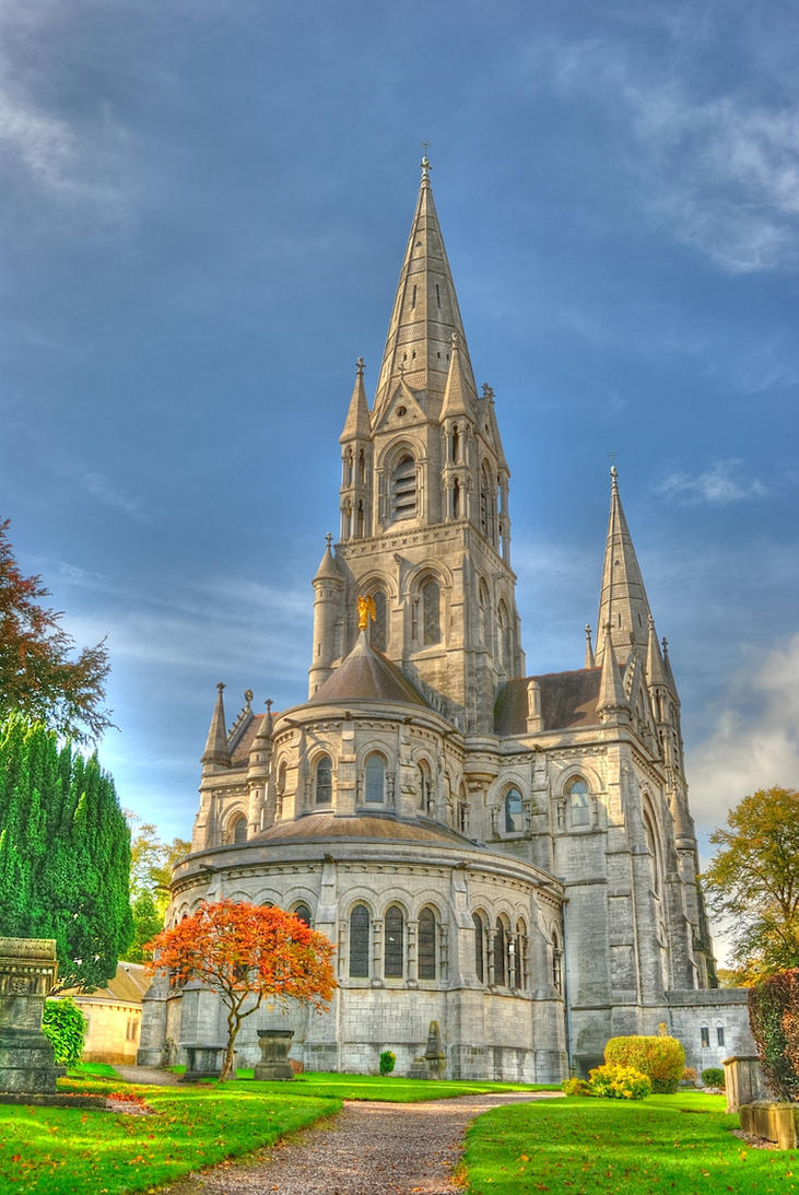 cork city - cathedral by oeminler