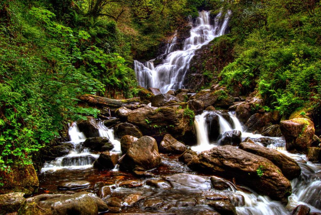 torc waterfall by oeminler