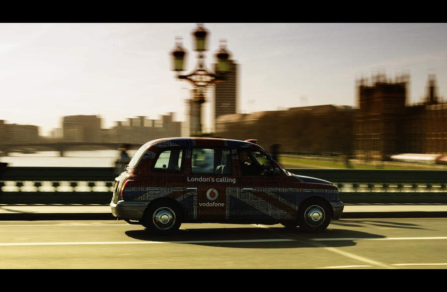London's Calling by oeminler