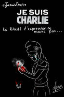 Tribute for Charlie Hebdo by BlueAlexArts
