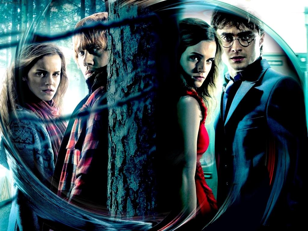 Harry Potter Wallpaper by Meeltje2951