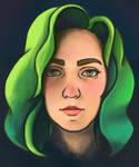 Greeny Green Oleksandra