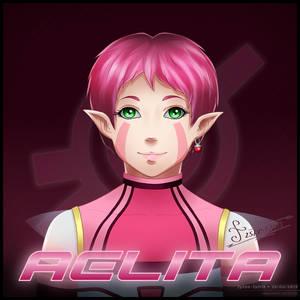 Code Lyoko - Aelita