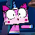 Unikitty Losers Icon
