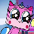 Unikitty Baby Icon