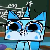 Unikitty Blue Icon by happaxgamma