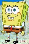 Season 2 Spongebob Standing