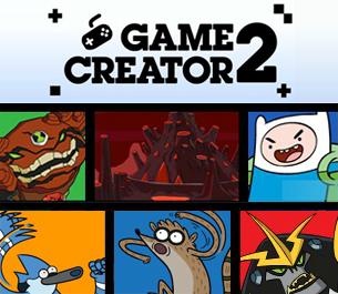 Cartoon Network Game Creator 2 Button By Happaxgamma On Deviantart