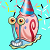 Spongebob Gary Birthday Icon