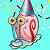 Spongebob Gary Birthday Icon