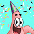 Spongebob Patrick Star Birthday Icon