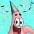 Spongebob Patrick Star Birthday Icon