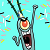 Spongebob Plankton Birthday Icon